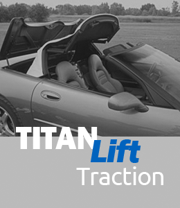 Titan Lift Traction Gas Spring by American Gas Springs (AGS)
