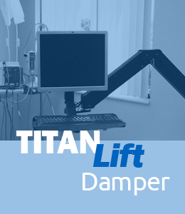 Titan Lift Damper by American Gas Springs (AGS)